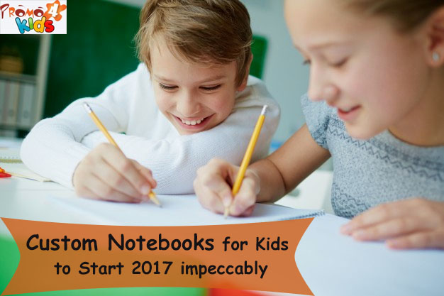 Custom Notebooks for Kids to Start 2017 impeccably