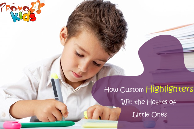 How Custom Highlighters Win the Hearts of Little Ones
