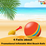 4 Facts about Promotional Inflatable Mini Beach Balls